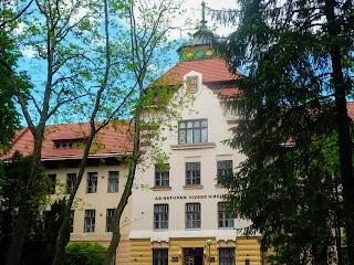 Львов. Учебный корпус лесотехнического университета