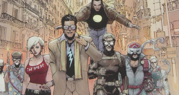 SuperCrooks de Mark Millar