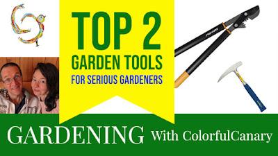 Garden Tool Review