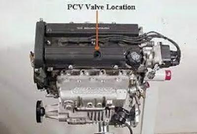 صمام تبخير الزيت PVC من أهم الصمامات في السيارة و له حالتي تعطل فقط حيث يسمح بمرور الغازات بجهة واحدة