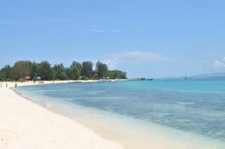 Legenda Tanjung Lesung Di Banten