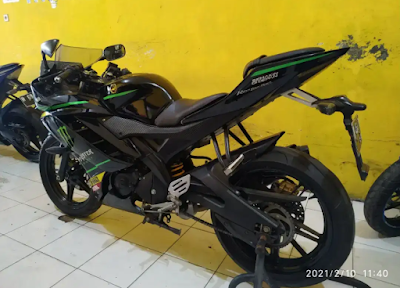 Yamaha R15 V2 Bekas, Tahun 2015