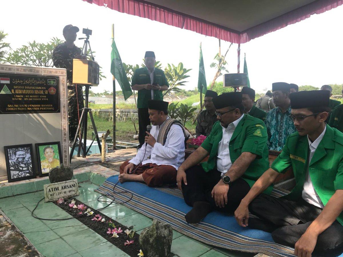 GP Ansor: Kita Ingin Agama Jadi Rahmah Sebagaimana Dipraktikkan Nenek Moyang
