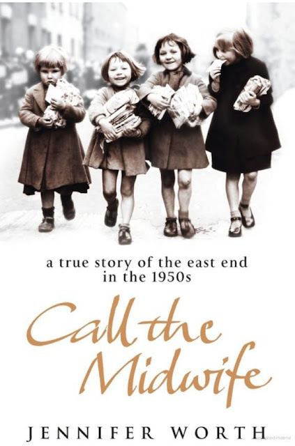 Résultat d'images pour Call The Midwife by Jennifer Worth book