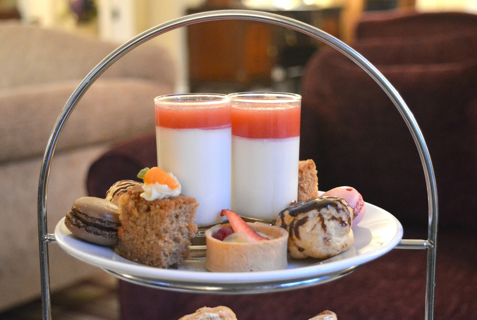 Horton Grange Country House Hotel - Afternoon Tea Cakes