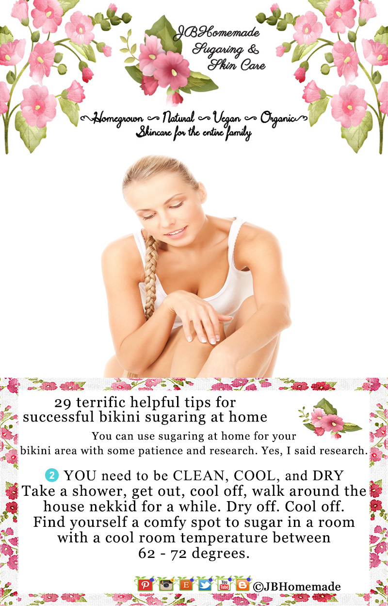 JBHomemade Sugaring and Skincare: 29 terrific helpful tips