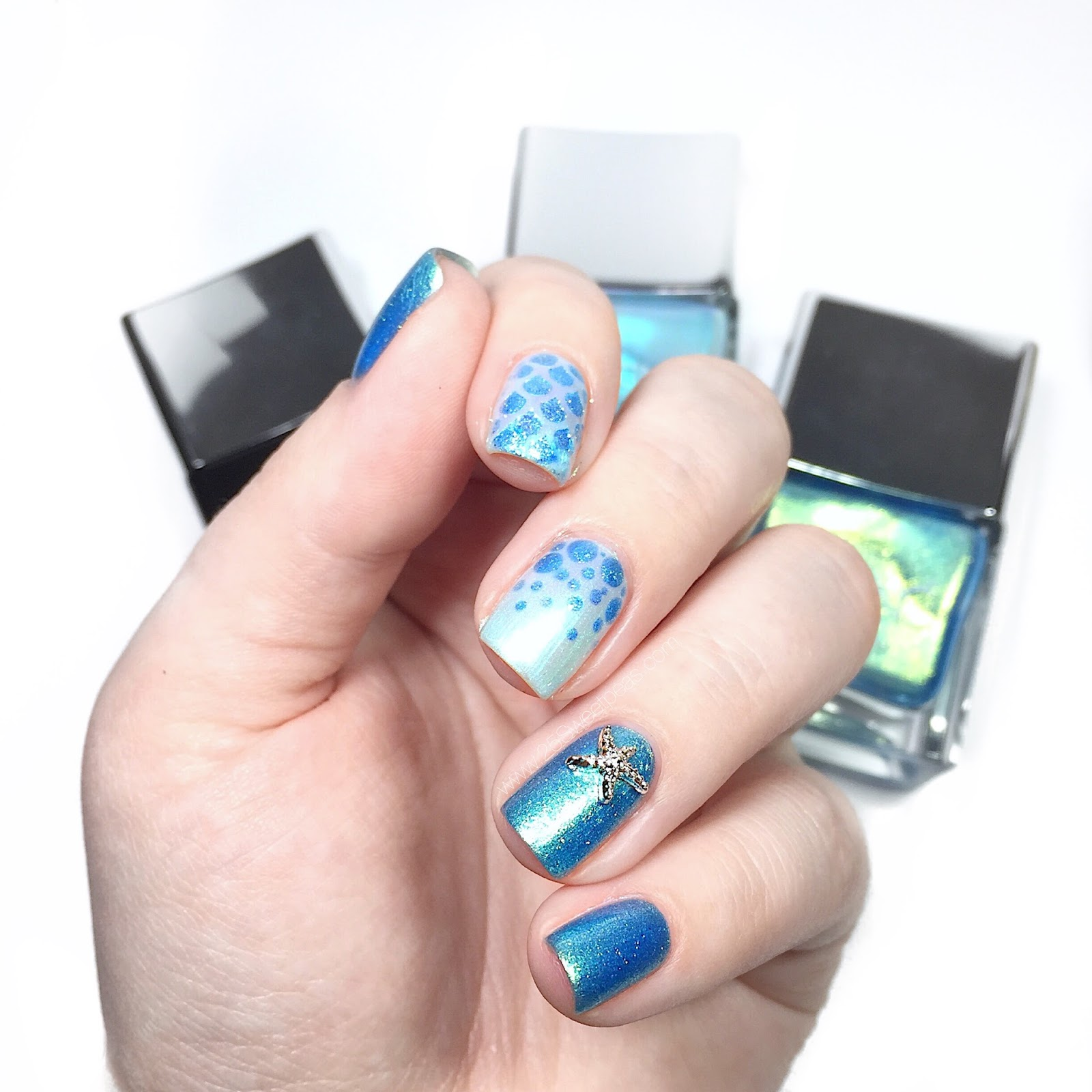Nails Inc Self Made Mermaid Duo
