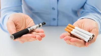 Menakar Antara Rokok, Vape, dan Iqos