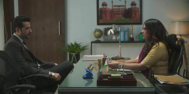 Lahore Confidential 2021 Hindi 720p HDRip