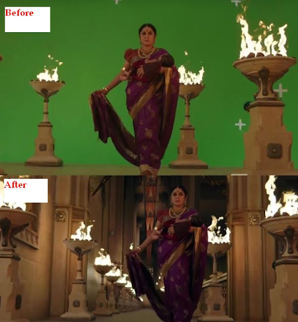 hindi movie vfx scenes