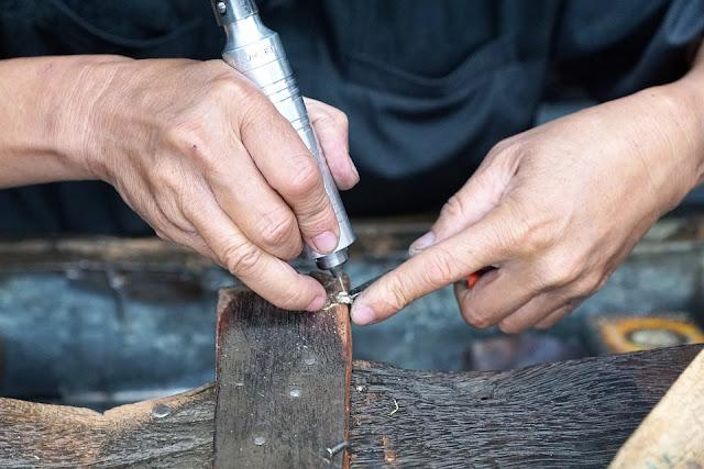 عامل يدوي