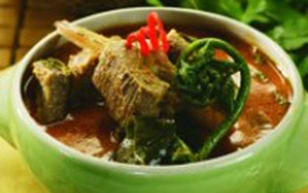 Resep dan Cara Membuat Masakan Gulai Iga Kemba'ang Khas Bengkulu