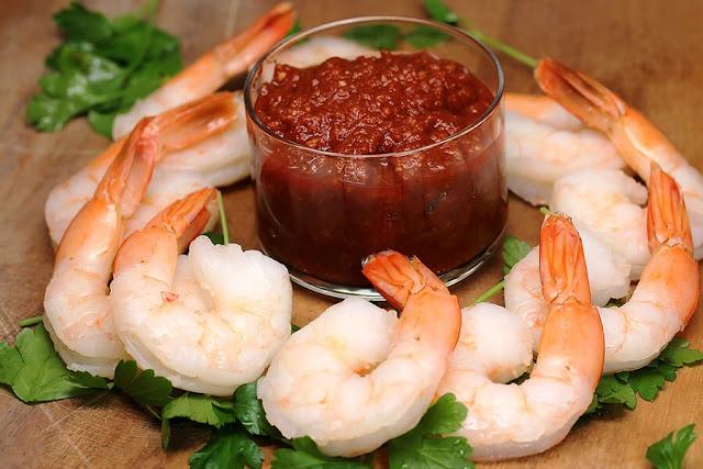 Shrimp Cocktail for Keto Diet - 1