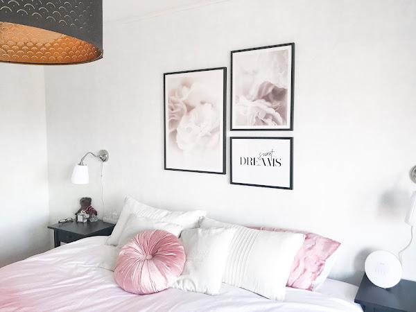 Mijn nieuwe slaapkamer