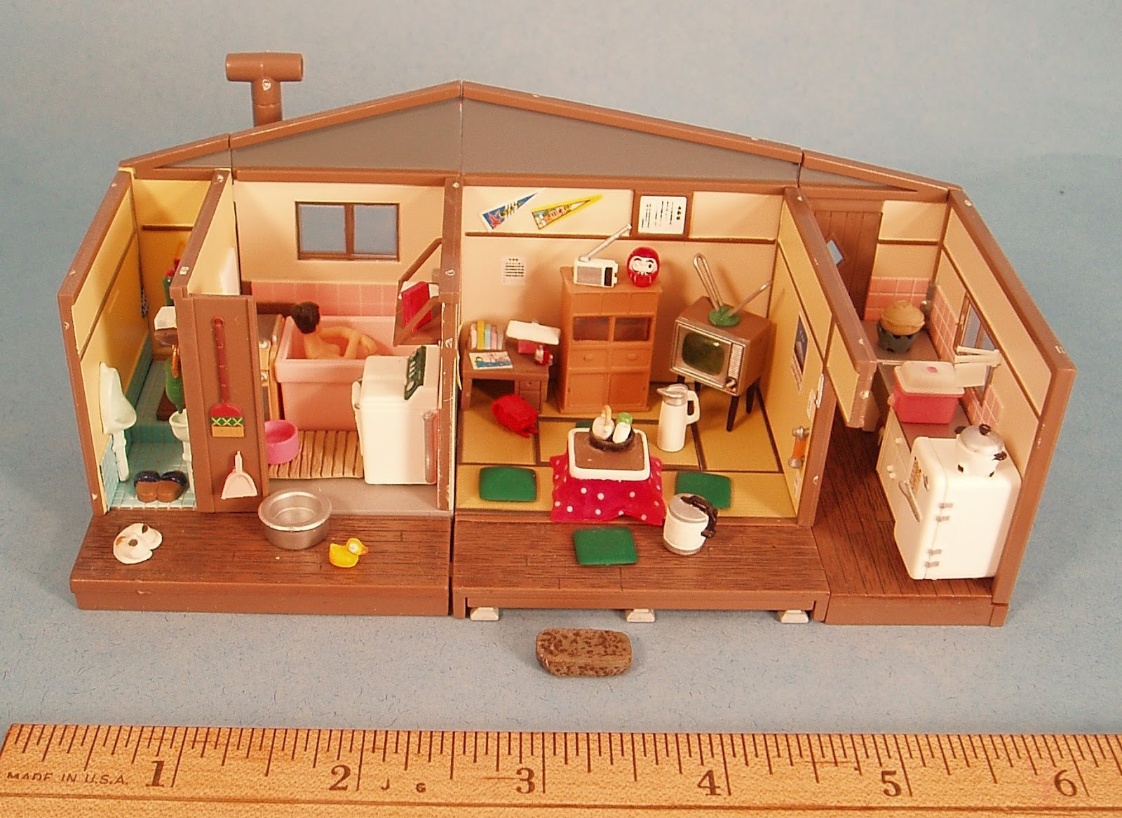 My Little Japanese Doll House