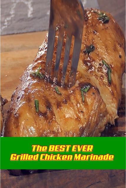 #The #BEST #EVER #Grilled #Chicken #Marinade