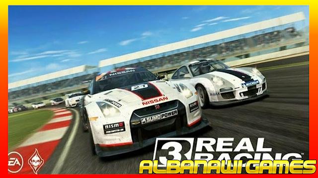 تحميل لعبة Real Racing 3 للأندرويد من الميديا فاير