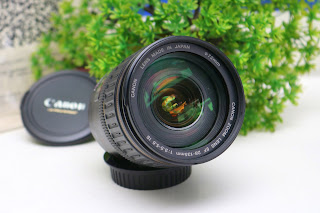 Lensa Canon 28-135mm IS Second