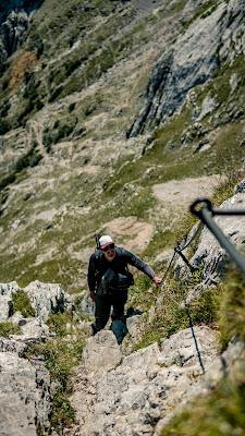Höllentalklamm - Riffelscharte - Eibsee | Wandern in Garmisch-Partenkirchen 07