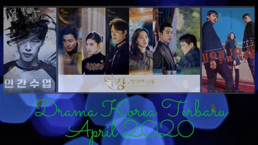 drama korea terbaru april 2020