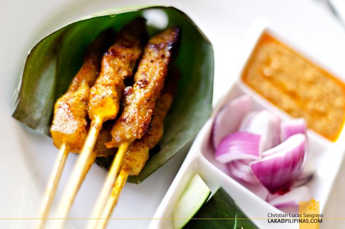 Hotel H2O Makan Makan Laksa Manila
