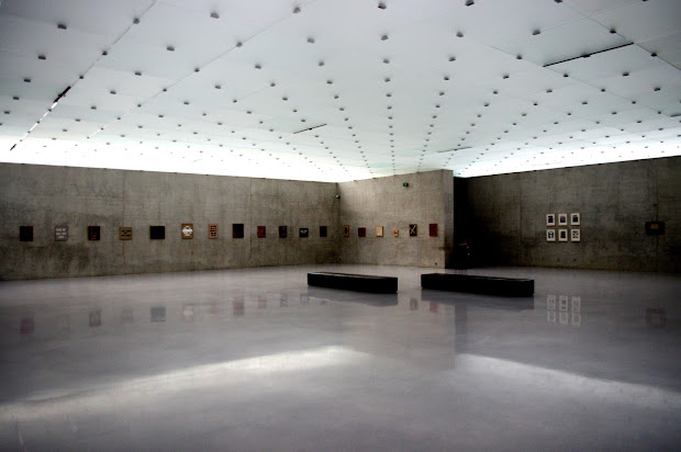 Peter Zumthor Museum Bregenz