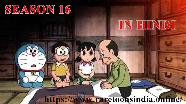 Doraemon Season 16 Hindi Episodes Download 480p HD