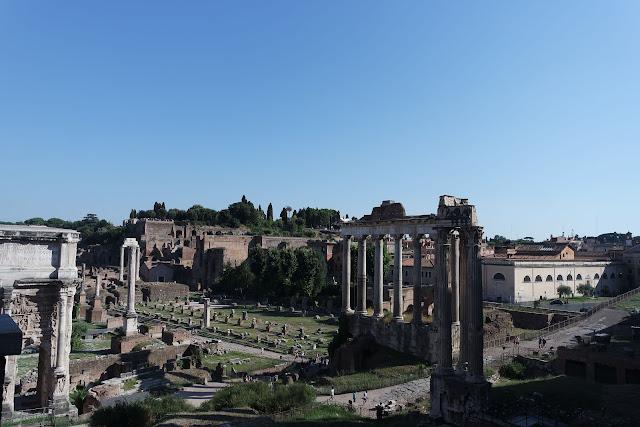 Forum romain, Palatin, Colisée, Rome, Roma, Blog, Voyage, basilique, centre historique,