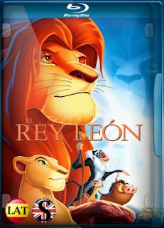 El Rey León (1994) REMUX 1080P LATINO/INGLES