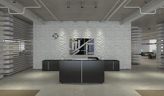 Verde Reception Desk