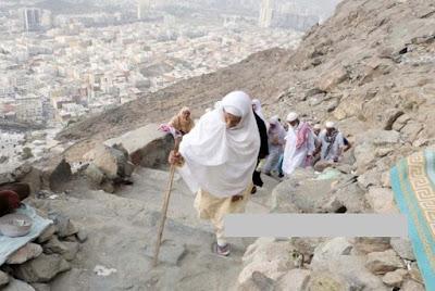 Gunung Bersejarah di Makkah Akan Terus Dikembangkan