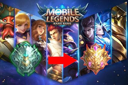 EPIC ABADI ! Tips Push Rank Mobile Legends Solo Season 17