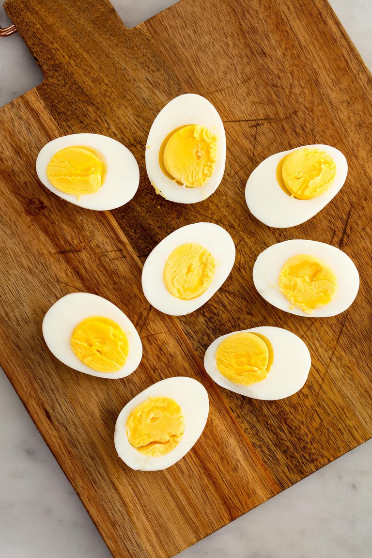 How to Hard Boil Eggs Perfectly, Every Time