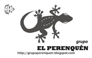 el perenqu233n logo y pegatina del grupo