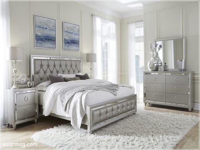 غرف نوم مودرن - صور اوض نوم 1 | Modern Bedroom - Bedroom Photos 1