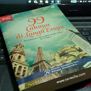 Informasi Sekolah di Eropa dan Bedah Buku 99 Cahaya Di Langit Eropa