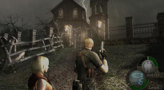 game resident evil 4 ppsspp