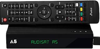 Resultado de imagem para AUDISAT A5/A5 PLUS