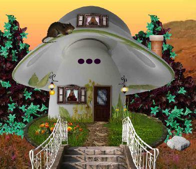 TheEscapeGames Golden Mushroom Escape Walkthrough