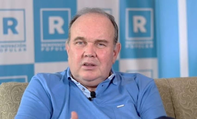 Rafael López Aliaga lidera intención de voto con 12%