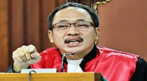 Kerap Keluar Konteks, Hakim MK Sebut KPU Tukang Ngeles