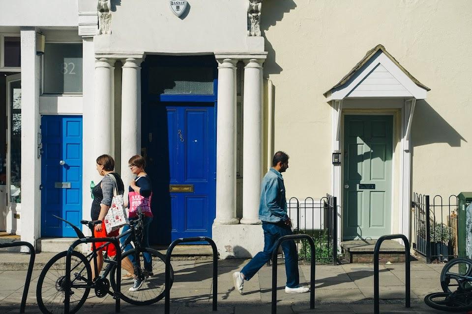 ノッティングヒル(Notting Hill)の散歩