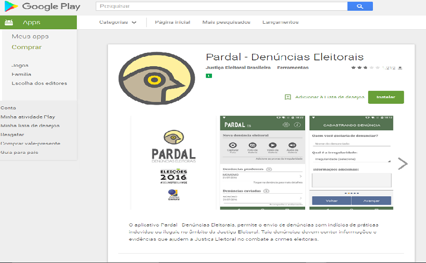 Eleições 2016: Com aplicativos para celular, eleitores podem fazer denúncias de compra de votos