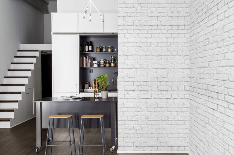 Kitchen Wall Murals Ideas