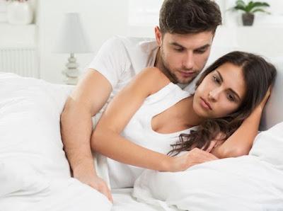 5 Akibat Ini Akan Membuat Gairah SEX Menurun
