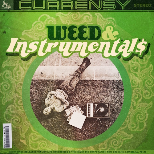 Curren$y – Weed and Instrumentals [Mixtape]