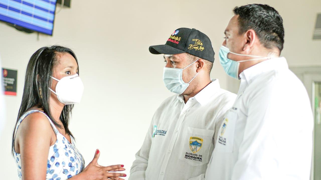 https://www.notasrosas.com/Ministra Angelica Mayolo Obregón instala en Riohacha, primera sesión del Consejo Nacional de Cultura
