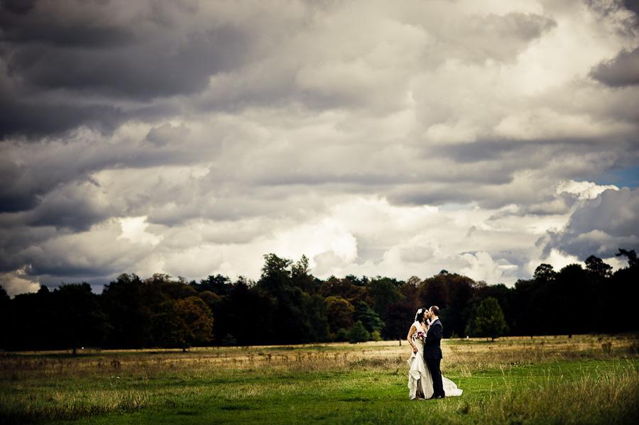 Nonsuch Park wedding in Surrey