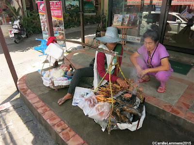 Food on Wheels; Somtam on the move