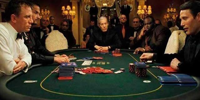 Los casinos y su presencia en el cine